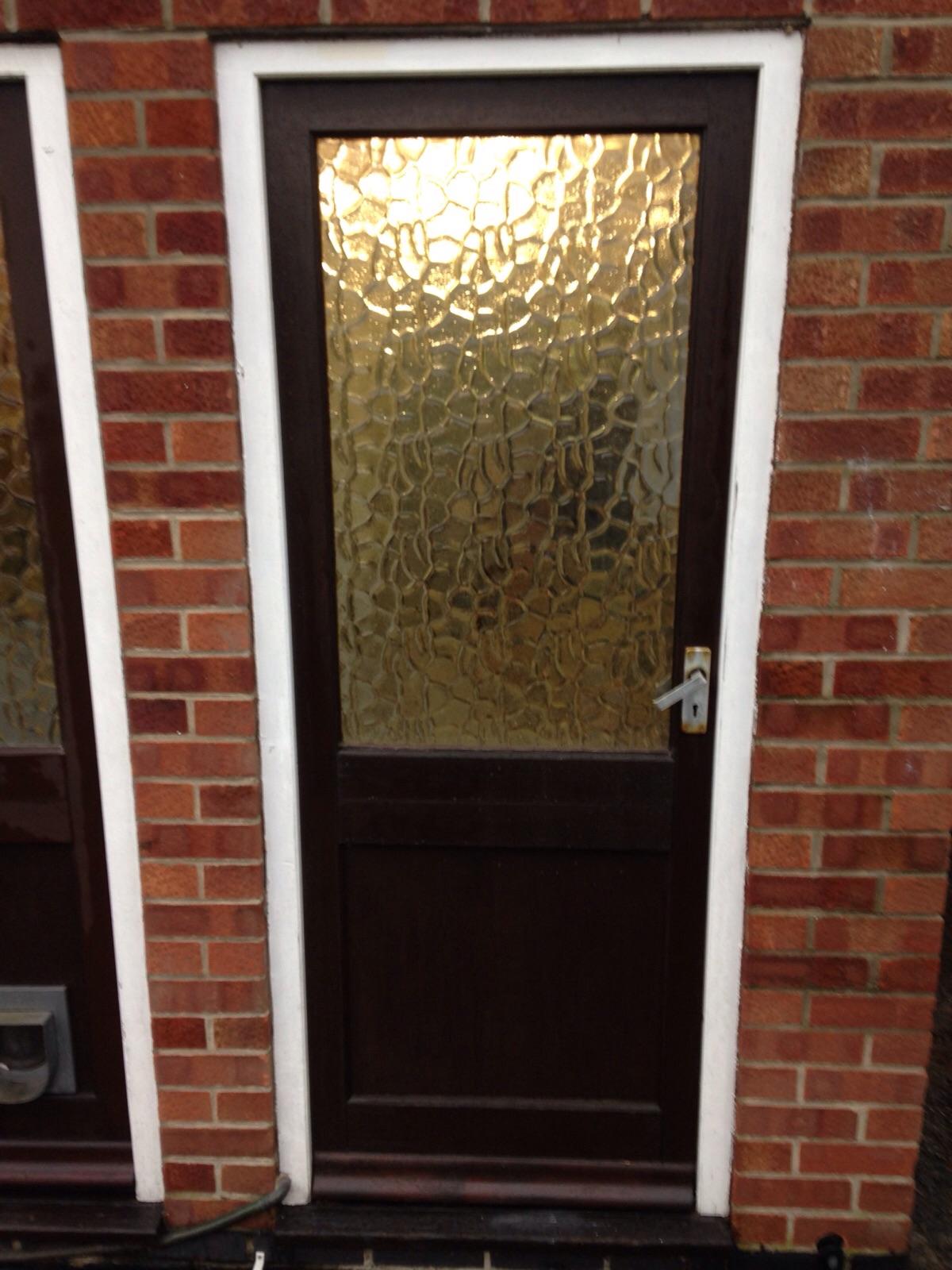 Wooden door replacement j b windows ltd for Replacement wooden doors